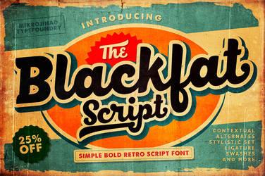 The Blackfat Script by Mikrojihad