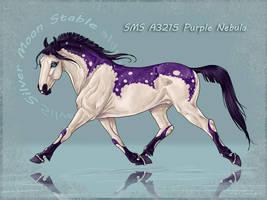 SMS A3215 Purple Nebula by EsaArts