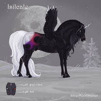 Isilcale ref by EsaArts