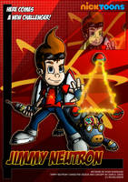 Nicktoons - Jimmy Neutron by NewEraOutlaw