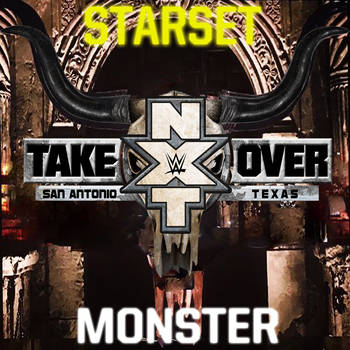 Monster NXT TO SA-T by JoshXtor