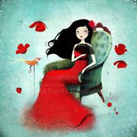 Flamenco Dream by AnneJulieAubry