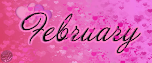 February Wallpaper by QueenoftheLions15