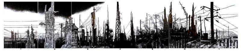 Lino city by niziolek