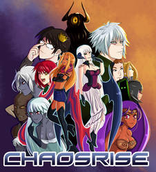 Chaosrise now for sale! by niziolek