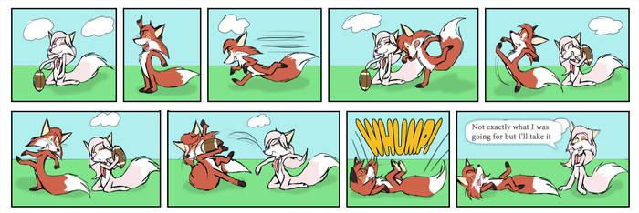 Kickoff by TheFelixFox