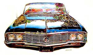 Electra 225 by johnwickart