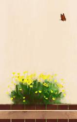 Flower Flutter by VaiFlow