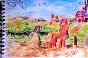 Do you Remember, big brother ?? by light-of-Inirida
