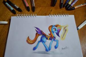 Sassy Saddles by light-of-Inirida