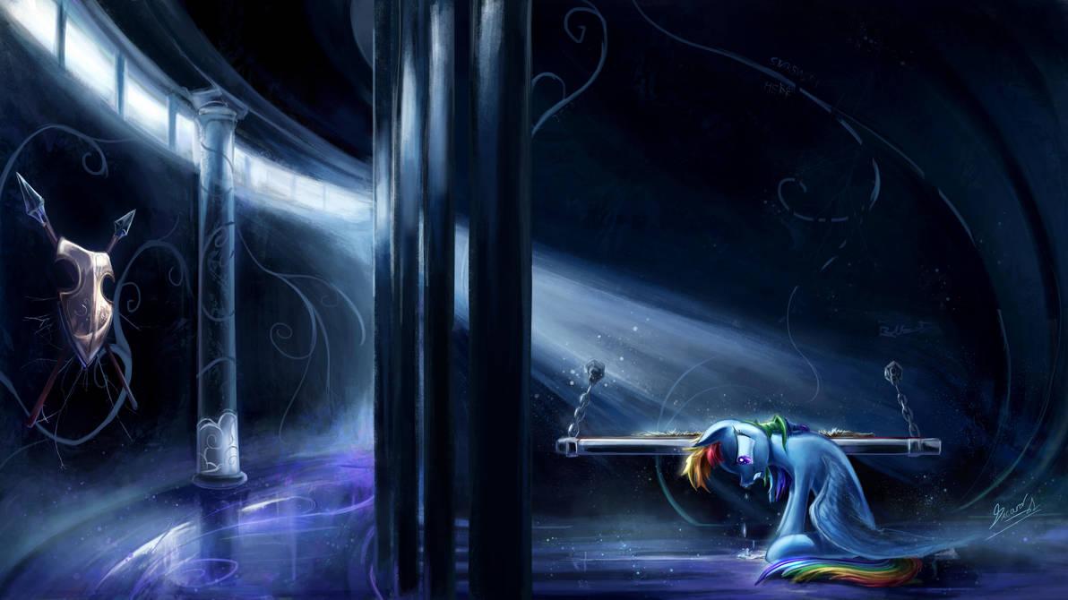 Imprisoned Rainbow by light-of-Inirida