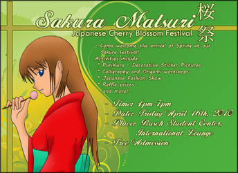 Final Drawing for Sakura by cheeseman801