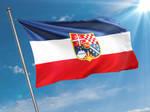 Waving Flag Yugoslavia state alternate history by YamaLama1986