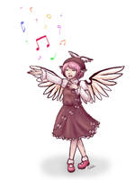 -Mystia- Sing Your Heart Out by LadyRawr