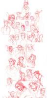 Sketchdump by MeisterC