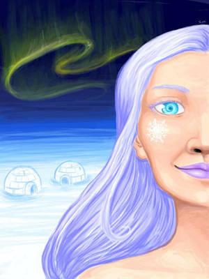 Ice Queen by tatsku