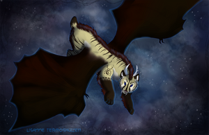 High in the Sky by Lisannexx