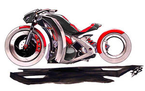 Revo Concept Bike by Octane-DRB