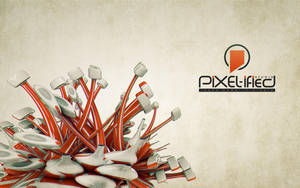 1st abstract by Pixel-ified