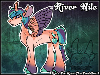 River Nile - Comm by TheBigEarredBat