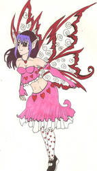 Theresa's Get Well Fairy by JadeDolphin22