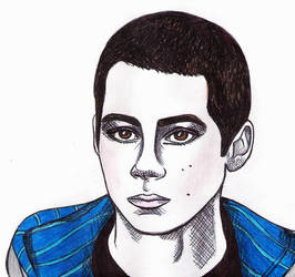 Stiles Stilinski by Mirine13