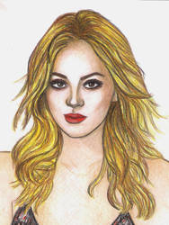 Gage Golightly by Mirine13
