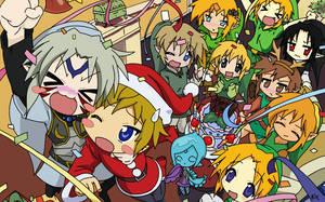 Happy Christmas Heroes! by Royazali
