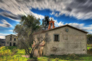 Little church-hdr by yoctox