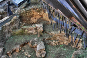 ARCHEOLOGIA EXCAVATION - HDR by yoctox