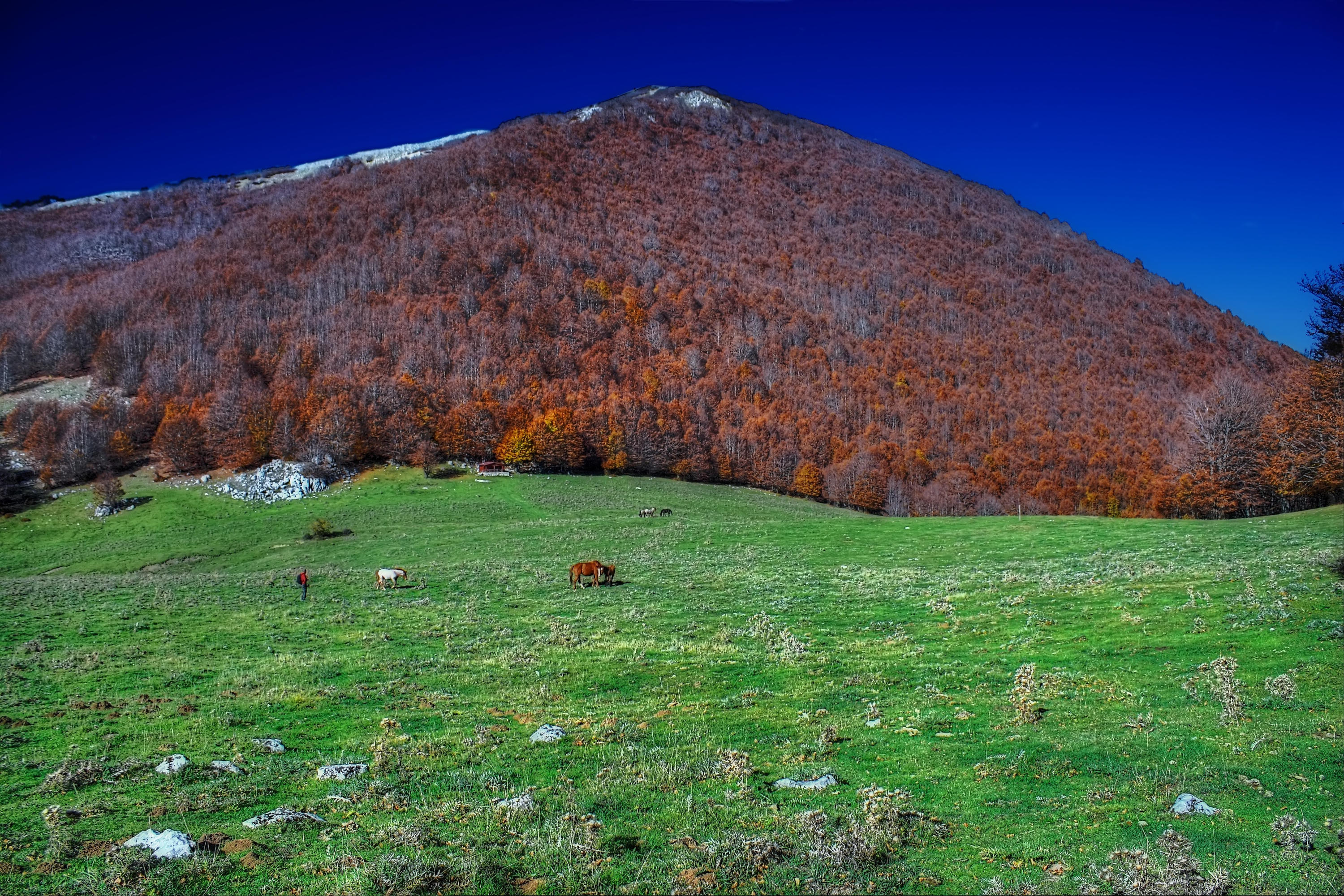 Mountain - HDR by yoctox