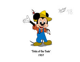 Mickey's 90th Birthday - Tricks of Our Trade by ZacharyNoah92
