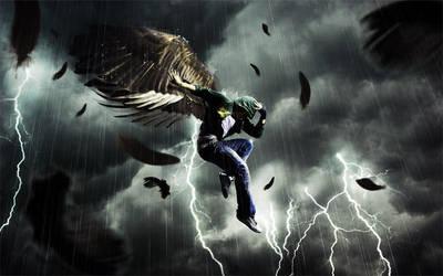Dark angel by smookdogg29