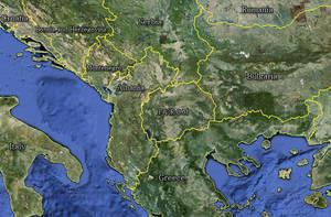 Albania by ChR1sAlbo
