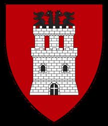 Leke III Dukagjini Emblem by ChR1sAlbo
