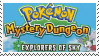 PMD Stamp : Pokemon Mystery Dungeon Sky by Acro-Sethya