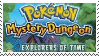 PMD Stamp : Pokemon Mystery Dungeon Time by Acro-Sethya