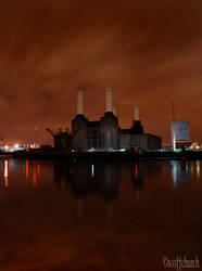 Battersea Power Station by scottchurch