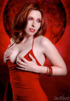 Spicy Sara is Red by scottchurch