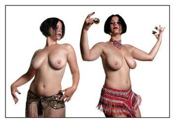 Rachel Dancing by scottchurch
