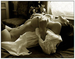 shannon in bed by scottchurch