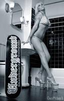 mallorys underground ad by scottchurch