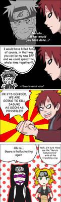 Naruto 465 Parody by nyuhatter
