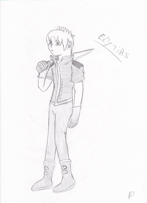 Elytias by manga-DH