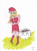 Talya Xmas2 by manga-DH