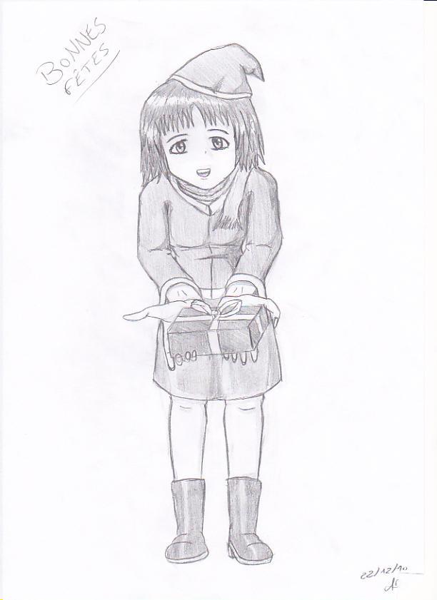 Eiko noel by manga-DH