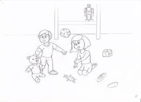 Jeux Denfants by manga-DH