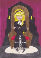 Goth by manga-DH