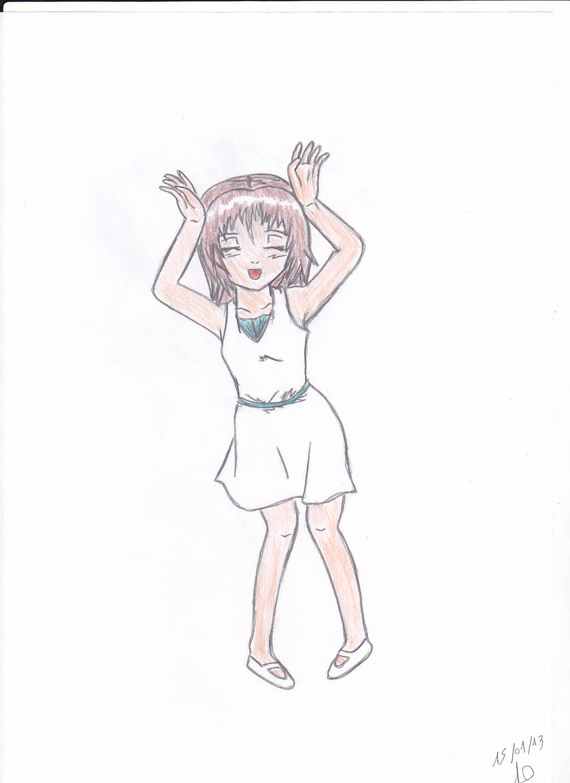 Yoshiko Kawaii by manga-DH