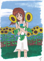 Tournesol by manga-DH